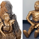 C-3PO Bespin backpack now available for Pre-Order