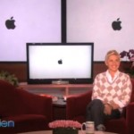 Ellen jokes about the iPhone…then apologizes