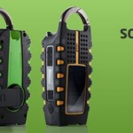 Eton Scorpion keeps your gadgets going on solar power and elbow grease