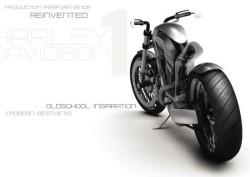 2020 Harley-Davidson concept is Batman's approved