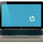 HP 14-inch G42t laptop with Core i3 and i5