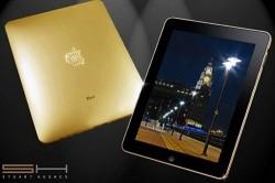 iPad Supreme Edition: worth its weight in smug