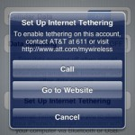 iPhone OS 4.0 beta hints again at tethering