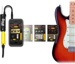 AmpliTube iRig for iPhone, iPod Touch and iPad