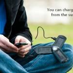 Kiwi U-Powered solar charger debuts