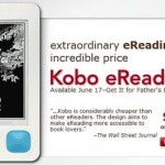 Kobo eReader available for pre-order, ships June 17th