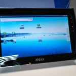 MSI WindPad 110 with Tegra 2 and Android hides in the shadows