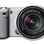 Sony NEX-5 and NEX-3 cameras available for pre-order