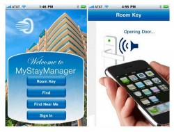 OpenWays turns your smartphone into a hotel room key