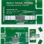 Printed Circuit Board business card