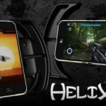 PosiMotion Helix iPhone/iPod touch gaming grip now available
