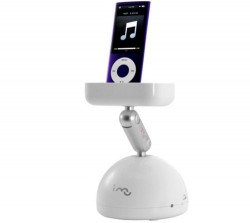 Resonance iPod Speaker Dock looks like an Apple product