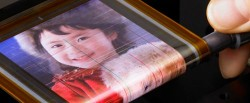 """Sony develops """"rollable"""" OTFT-driven OLED display"""