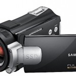 Samsung HMX-S16 WiFi SSD camcorder available in Korea