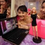 Barbie X170 Core 2 Duo Notebook