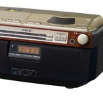 Sony CFD-A110 Cassette, CD Player and Radio in one