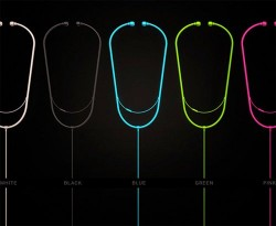 Stethoscope headphones