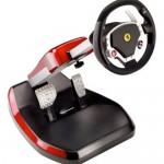 Thrustmaster Ferrari Wireless GT Cockpit 430 Scuderia Edition racing wheel