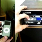 iPod nano gets modded to play inside 8-track player