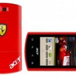 Acer unveils Liquid E Ferrari smartphone