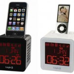 Logic3 i-Station TimeCube Clock Radio for iPhone and iPod