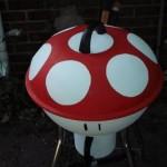 Mario Mushroom Barbecue Grill