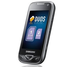 Samsung B7722 dual-SIM phone with 5MP camera