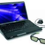 Toshiba A665 Laptop ready for 3D Blu-ray and Games