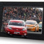 Aiptek 3D photo frame displays your 3D camcorder's photos and videos