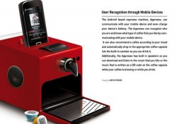 Android powered Coffee Maker