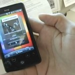 AT&T unveils Android Aria smartphone