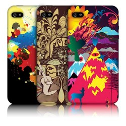 I Make My Case, available for the iPhone 4