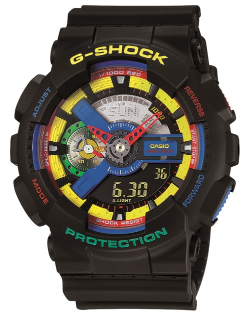 G-Shock Watch designed by Dee & Ricky