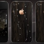 Gresso iPhone 4 with wood veneer