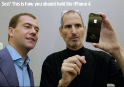Steve Jobs responds to iPhone 4 antenna problems