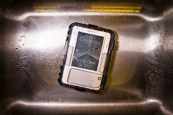 Kindle gets its first waterproof case
