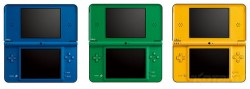 Nintendo portables getting new colors, lower prices in Japan