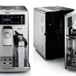 Xelsis Digital ID coffee machine serves by fingerprint identification