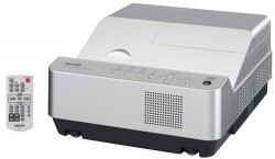 Sanyo unveils two ultra short throw 3D ready projectors