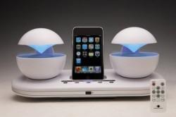 Speakal iCrystal iPhone/iPod dock