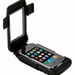 Waterproof Toughcase with built-in GPS for iPhone/iPod Touch