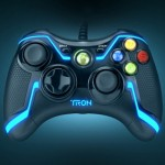 TRON controllers geek up your game