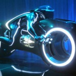 Tron Lightcycles that actually run and drive on eBay
