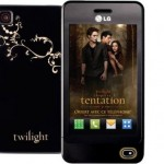 Twilight edition LG GD510 in France