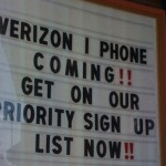 Verizon iPhone coming in January