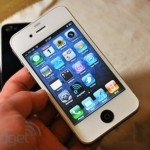 Apple cancels white iPhone 4?
