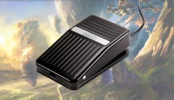 World of Warcraft foot pedal