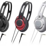 Audio-Technica ATH-XS7 and ATH-XS5 headphones