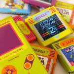 Condoms for old school gamers