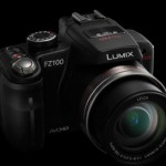 Panasonic Lumix DMC-FZ100 High-speed Superzoom Camera